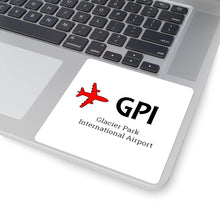 Load image into Gallery viewer, Fly GPI Square Stickers