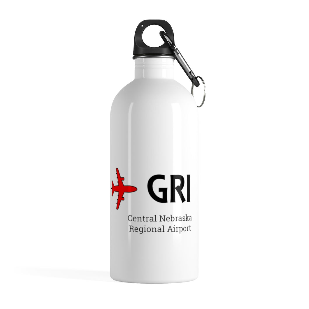 Fly GRI Stainless Steel Water Bottle