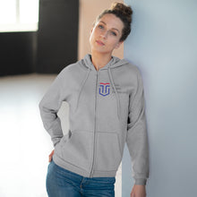 Load image into Gallery viewer, Tver State University Unisex Hooded Zip Sweatshirt