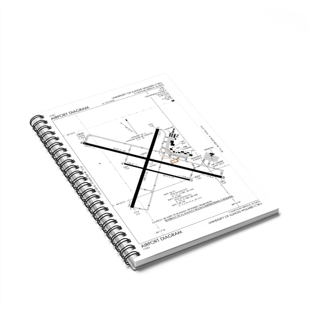 CMI Spiral Notebook - Ruled Line