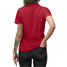 Load image into Gallery viewer, ACV Heart Women's Polo Shirt