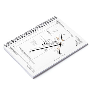 COU Spiral Notebook - Ruled Line