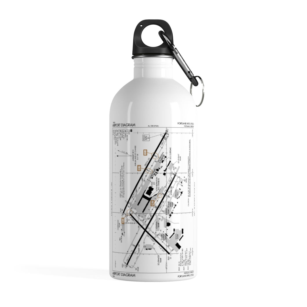 PDX Stainless Steel Water Bottle