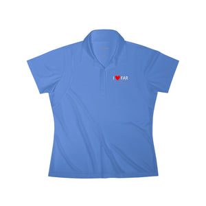 FAR Heart Women's Polo Shirt