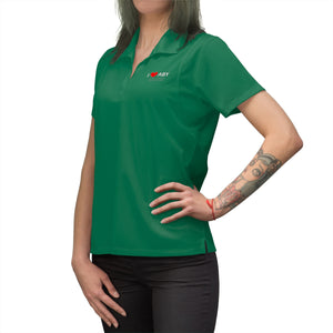 ABY Heart Women's Polo Shirt