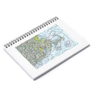 ACK Sectional Spiral Notebook - Ruled Line