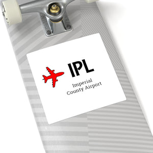 Fly IPL Square Stickers