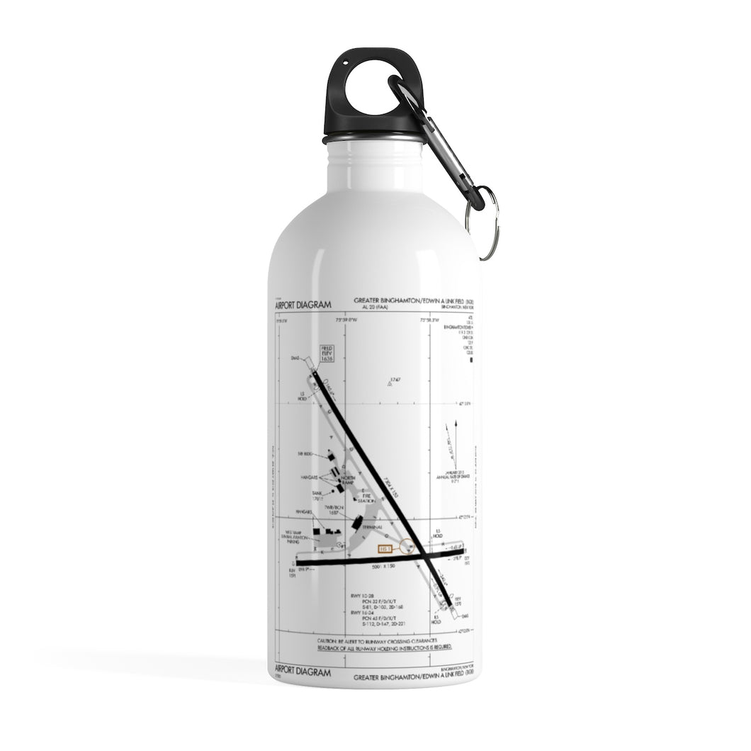 BGM Stainless Steel Water Bottle