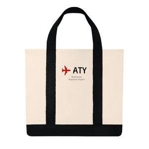 Fly ATY Shopping Tote