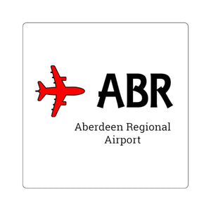 Fly ABR Square Stickers