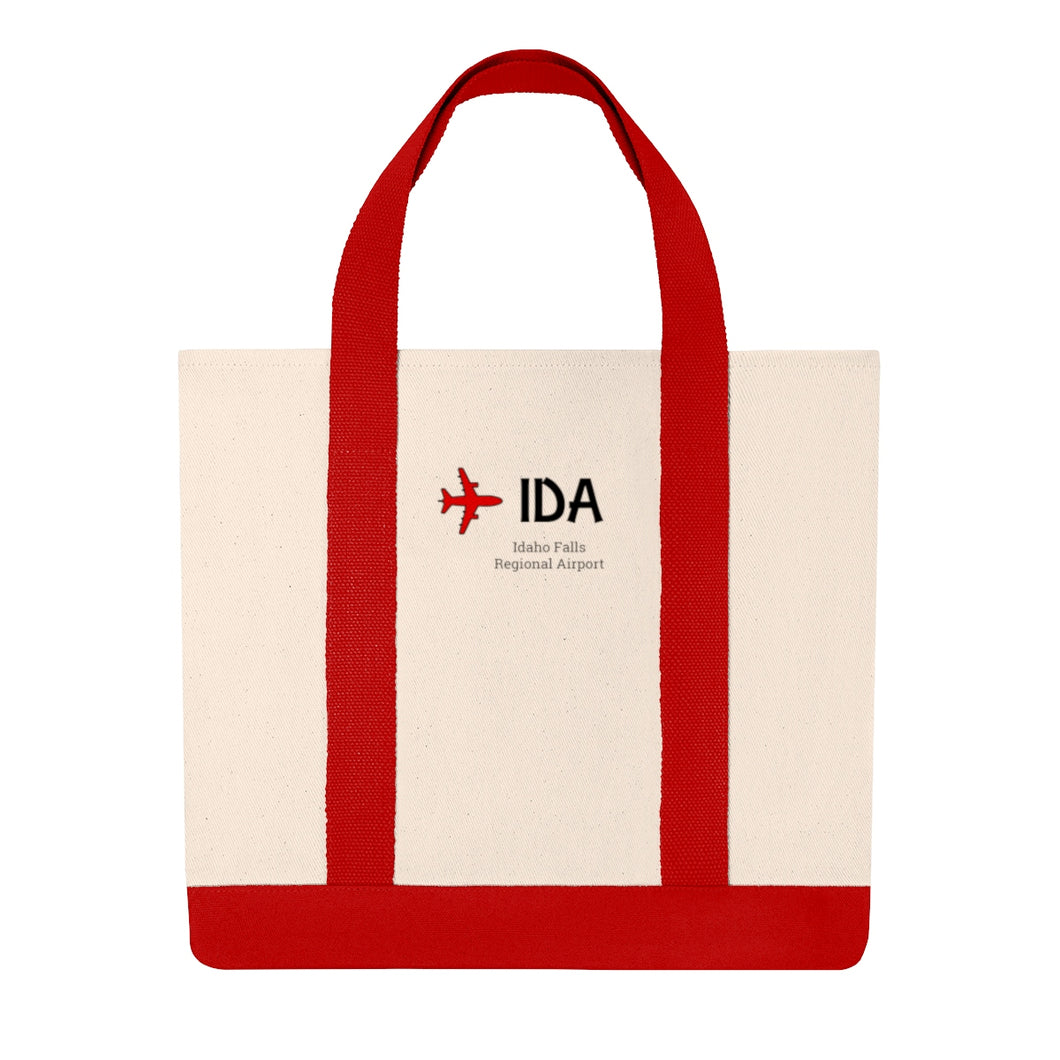 Fly IDA Shopping Tote