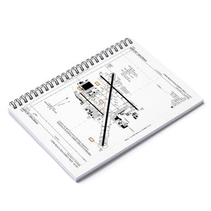 LGB Spiral Notebook - Ruled Line