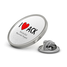 Load image into Gallery viewer, ACK Heart Metal Pin