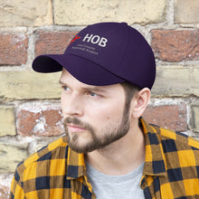 Load image into Gallery viewer, Fly HOB Unisex Twill Hat