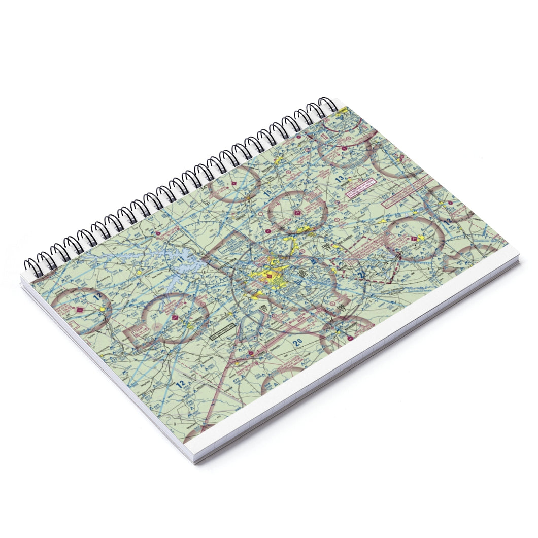 AGS Sectional Spiral Notebook - Ruled Line