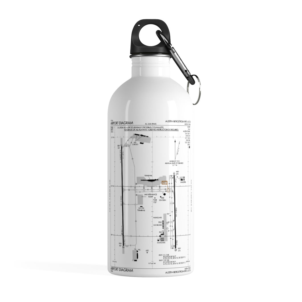 AUS Stainless Steel Water Bottle