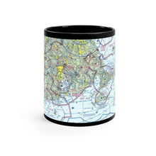 Load image into Gallery viewer, ACK Sectional Black mug 11oz