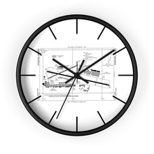 Load image into Gallery viewer, HLN Wall clock