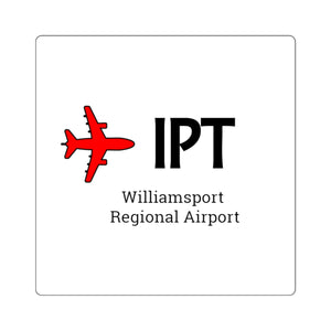 Fly IPT Square Stickers