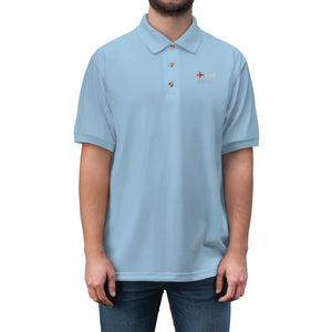 I Fly BHB Men's Jersey Polo Shirt