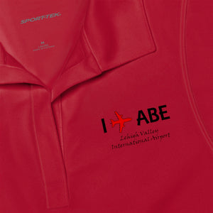I Fly ABE Women's Polo Shirt