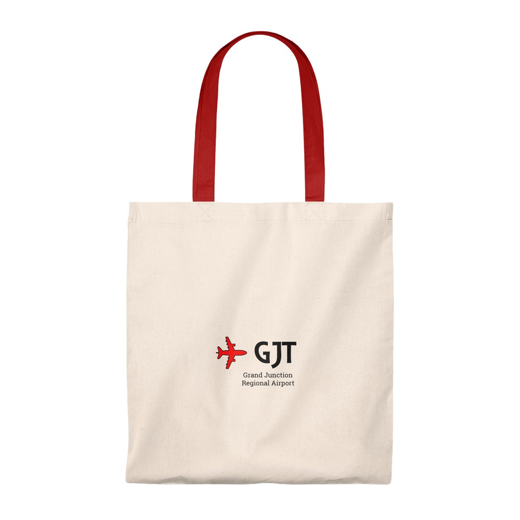 Fly GJT Tote Bag - Vintage