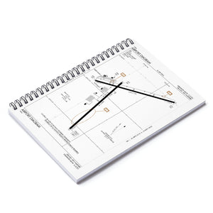 LEB Spiral Notebook - Ruled Line