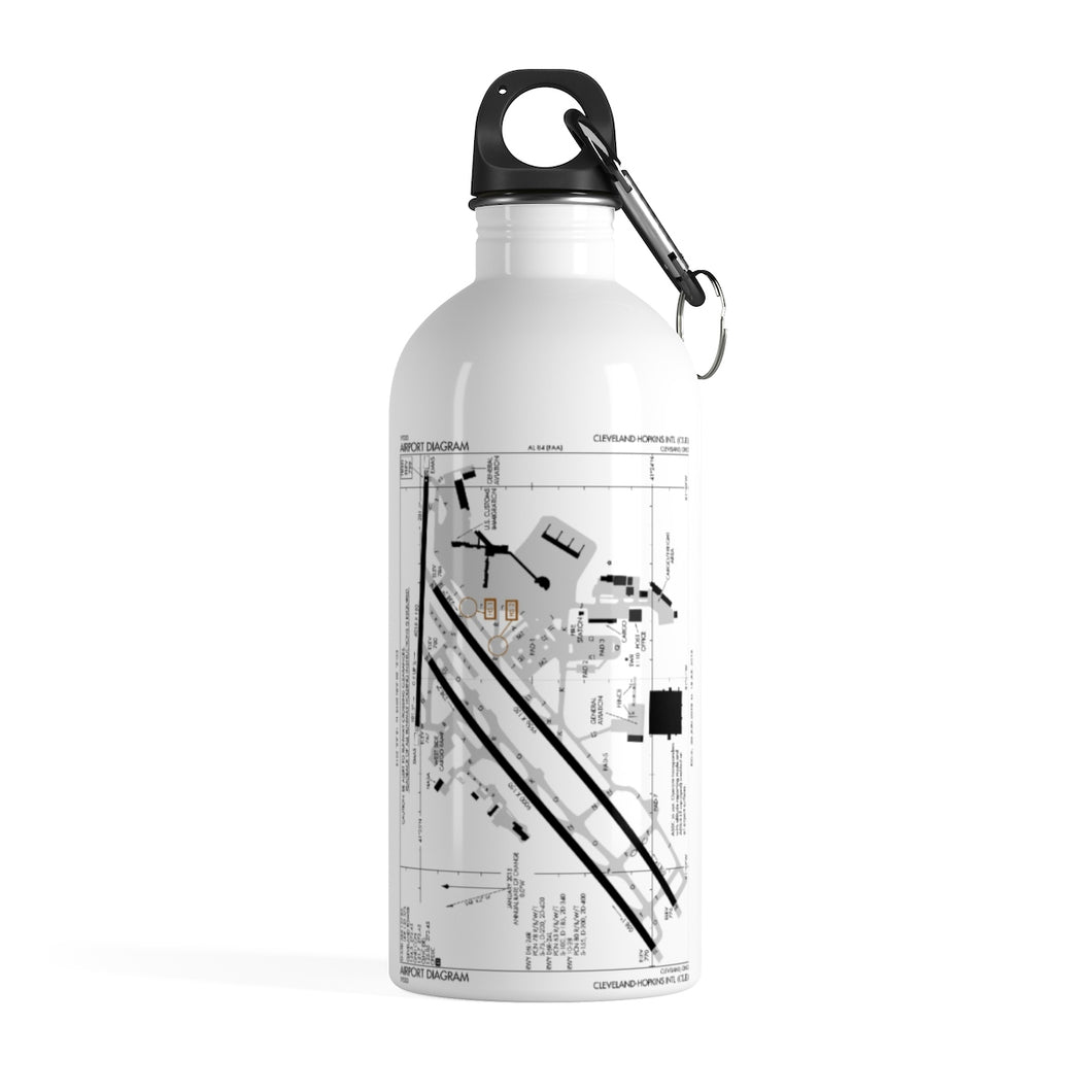 CLE Stainless Steel Water Bottle