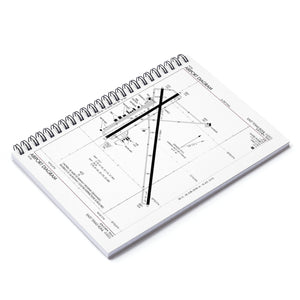 GGG Spiral Notebook - Ruled Line