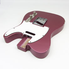 Nitrocellulose guitar body custom - Rexter Guitars