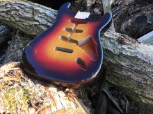 Jaguar guitar body Jazzmaster nitro - Rexter Guitars