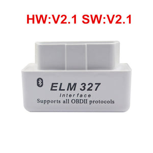 ELM 327 Bluetooth OBD2 Car Diagnostic Tool For Android/Symbian