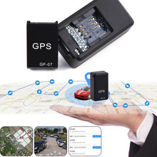 Load image into Gallery viewer, Mini GF07 GPRS Car GPS Tracker Locator Anti-Lost Tracking Voice Control Device