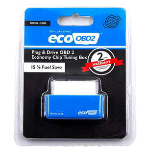 Eco OBD2 Car Fuel Saver Economy Chip for Benzine / Diesel