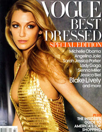 Vogue - Shopping Guide - Jan 2011