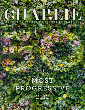 Charlie Mag - 50 Most Progressive - Jan 2012