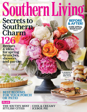 Southern Living - The Best Of The South - Jan 2013