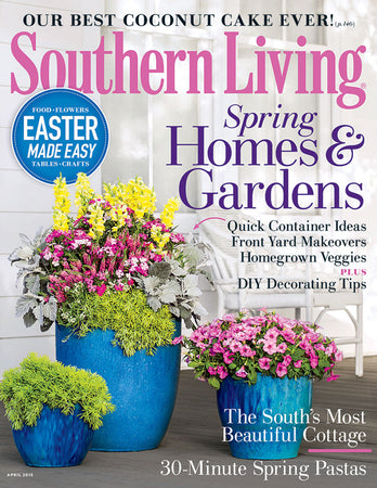 Southern Living - Charleston Style Setter - Jan 2015