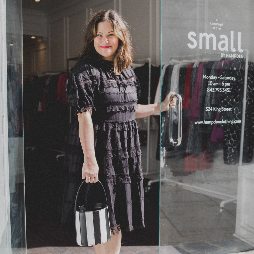 The Grand Opening of SMALL: A Concept Store by Hampden