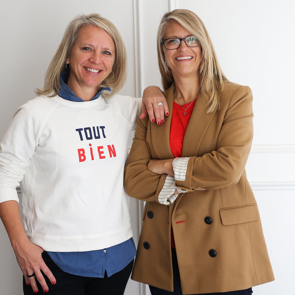 Women Who Inspire: Julie & Stacey