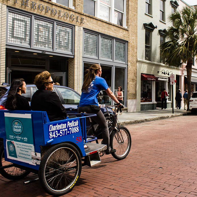 Charleston Pedicab