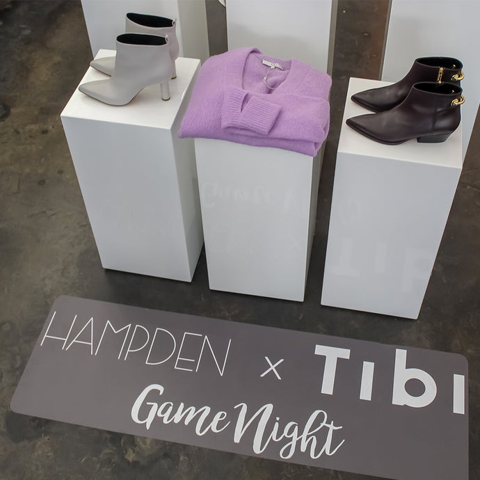 Tibi Game Night