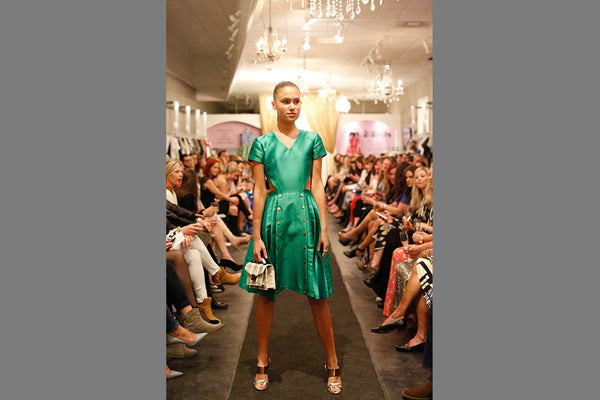 Spring 2014 Runway Show