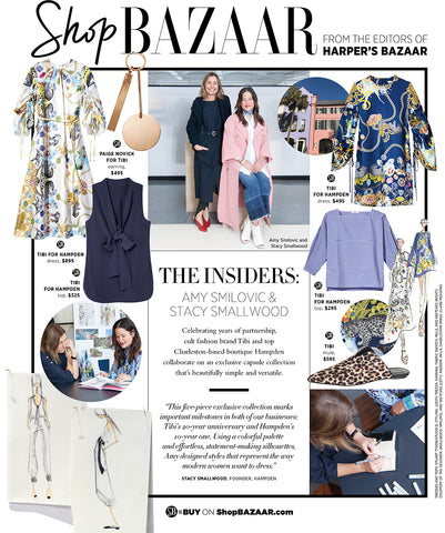 Harper's Bazaar - The Insiders