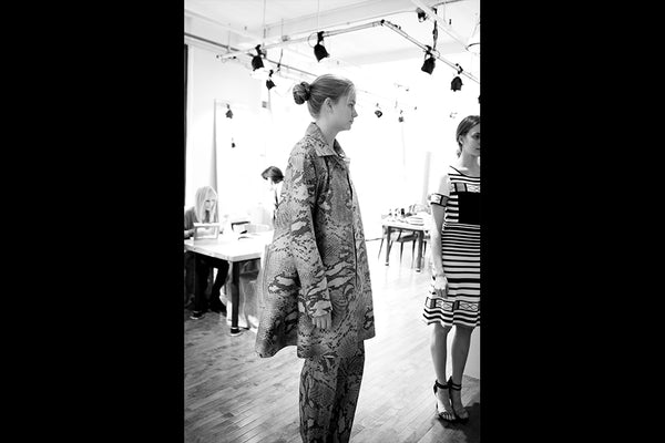 Behind the Scenes Spring 2013