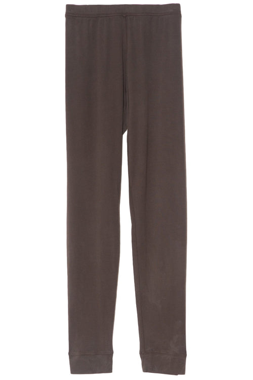 Long John Pant in Dark Olive