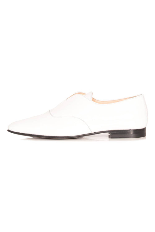 Corsair Loafer in White