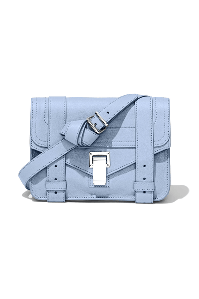 PS1 Mini Crossbody Bag in Sky Blue