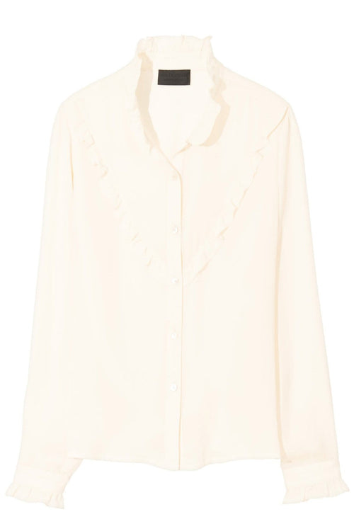 Marcela Shirt in Ivory