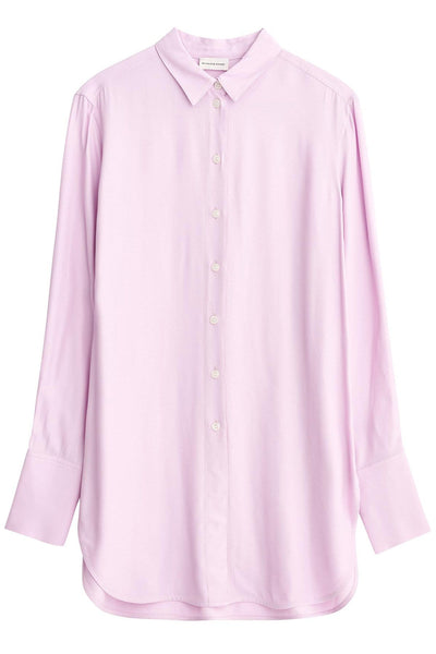 Cologne Top in Rose Pink